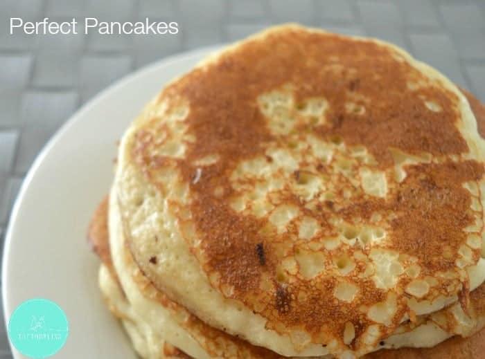 Pancakes Thermomix