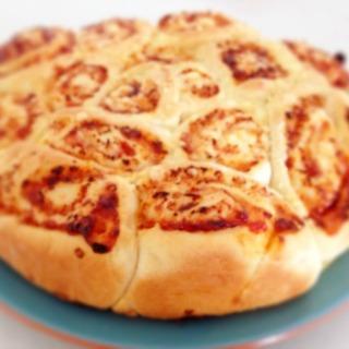 Ham & Cheese Scrolls