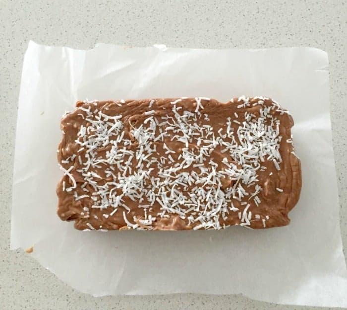 Easy Chocolate Fudge 1