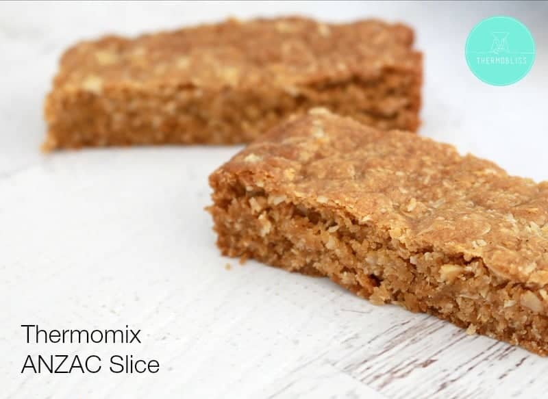 Thermobliss ANZAC Slice
