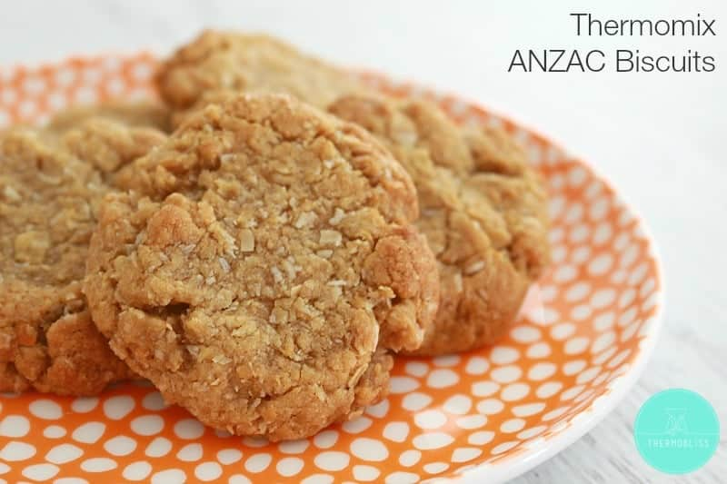 ANZAC Biscuits - ThermoBliss