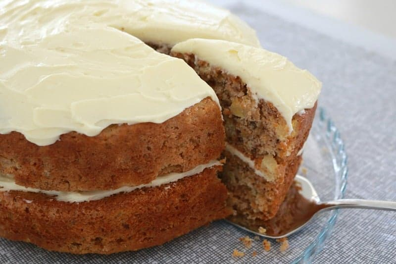 Thermomix Carrot Cake