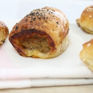 Simple Sausage Rolls