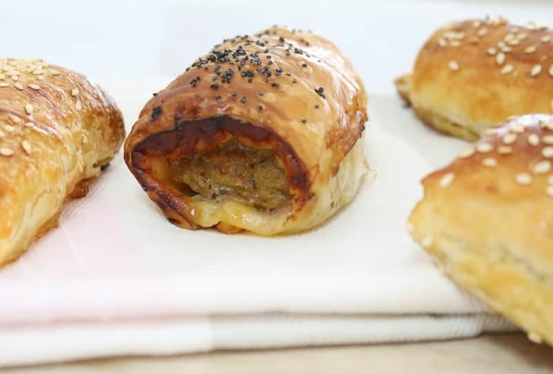 Thermomix Sausage Rolls 2