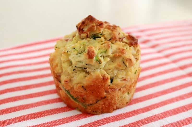 Thermomix Savoury Muffins