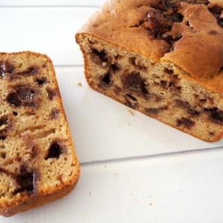 Easy Chocolate Chip and Banana Bread