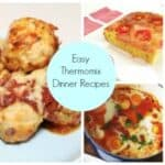 Easy Thermomix Dinners