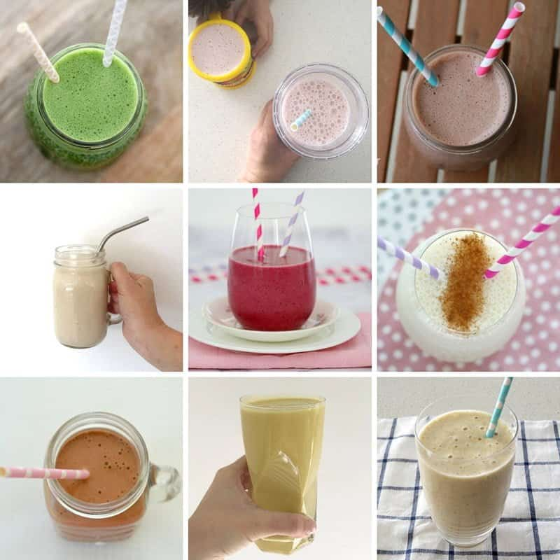 Our collection of healthy Thermomix smoothies are simple to make and taste delicious... plus they're sure to become family favourites in no time!