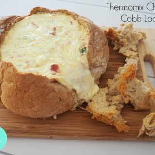 Thermomix Cheesy Cobb Loaf Recipe