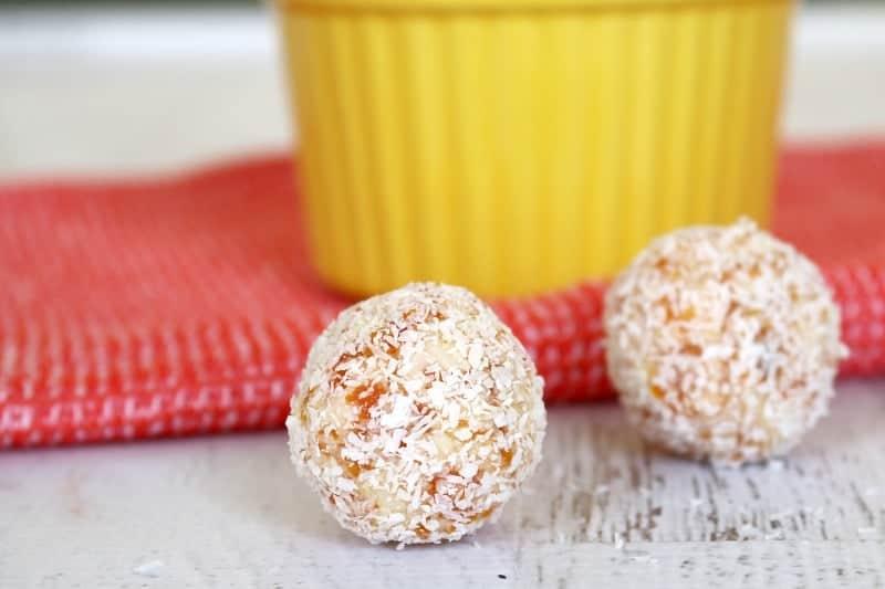 Thermomix Apricot Balls