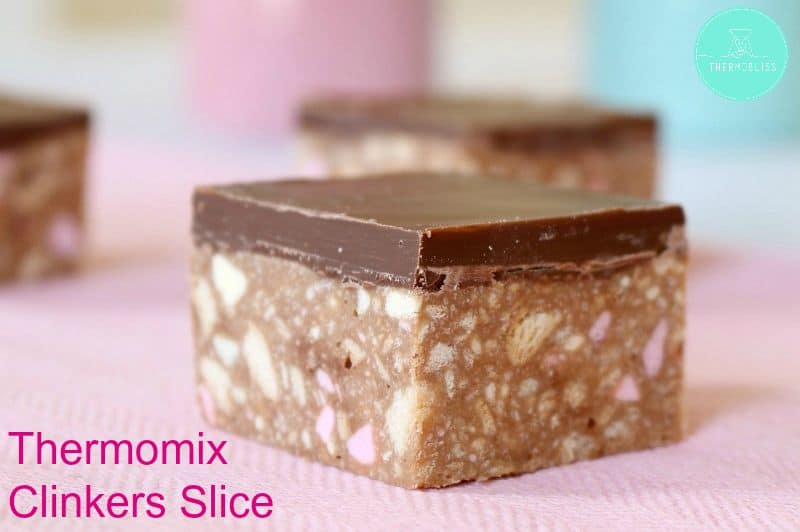 Thermomix Clinkers Slice