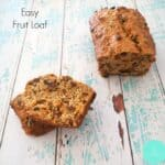 Thermomix Fruit Loaf Recipe