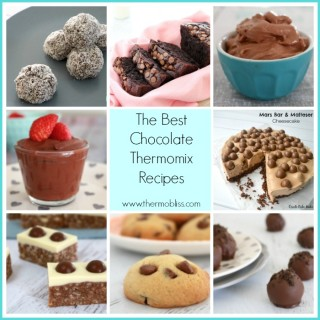 The Best Chocolate Thermomix Recipes