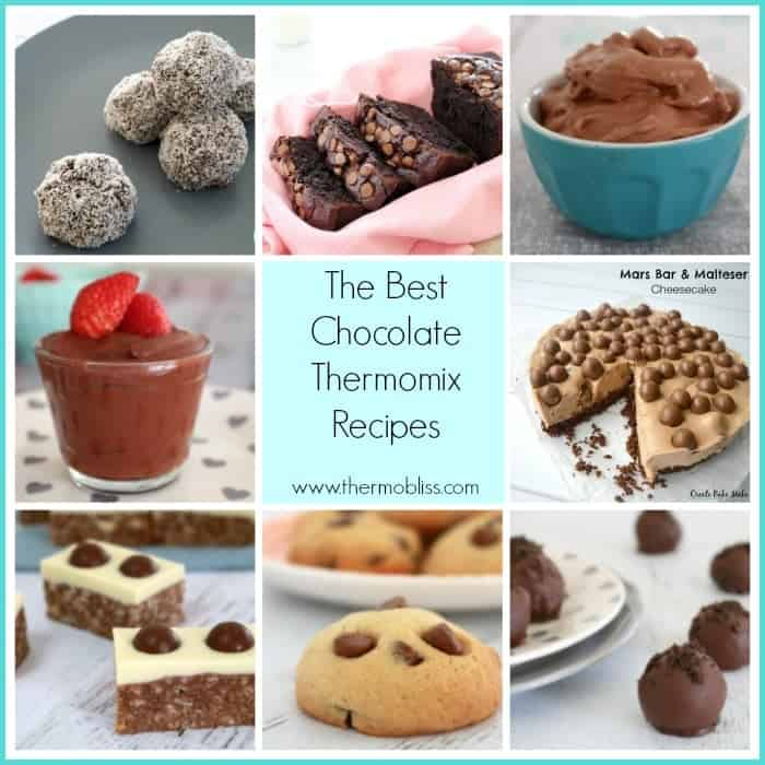 Recipe For All In Together Chocolate Cake In The Thermomix