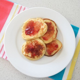 Thermomix Apple Pikelets