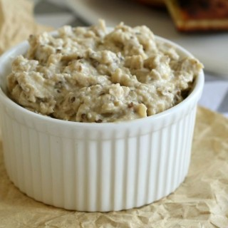 Thermomix Baba Ghanoush (Eggplant Dip)
