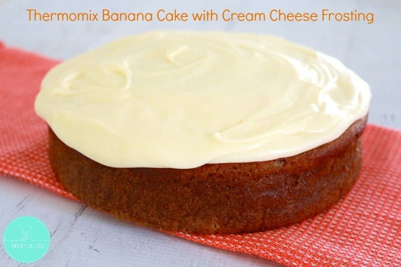 Thermomix Banana Cake