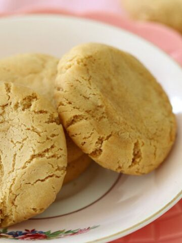 Thermomix Caramel Cookies