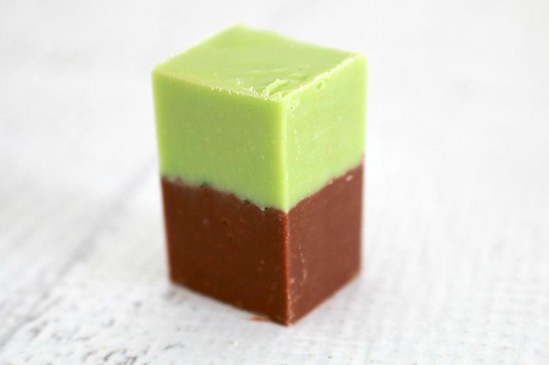 Thermomix Choc Mint Fudge