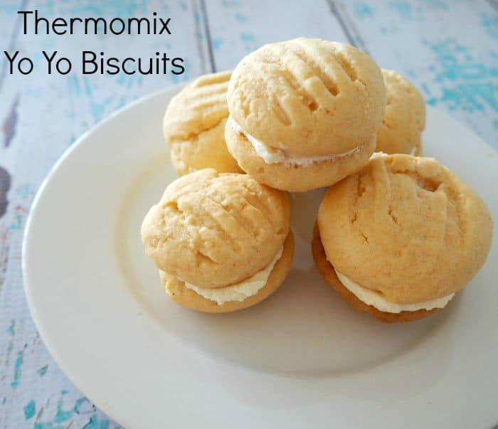 Thermomix Yo Yo Biscuits