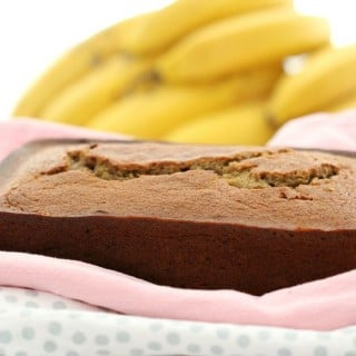 2 Minute Thermomix Banana Loaf
