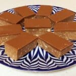 Easy Thermomix Caramello Slice