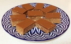 Thermomix Caramello Slice