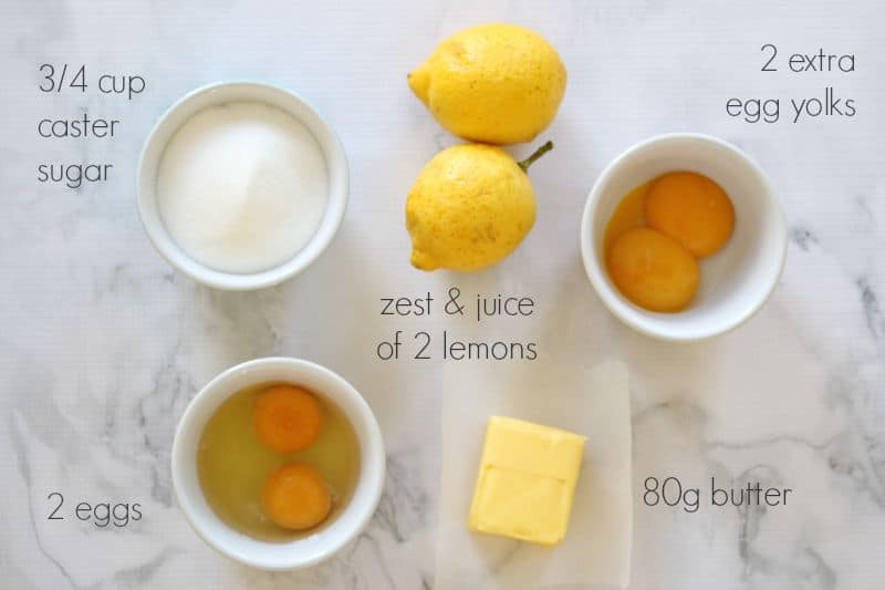 Lemon Curd 1