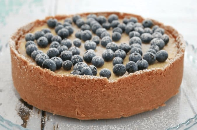 Thermomix New York Cheesecake Recipe