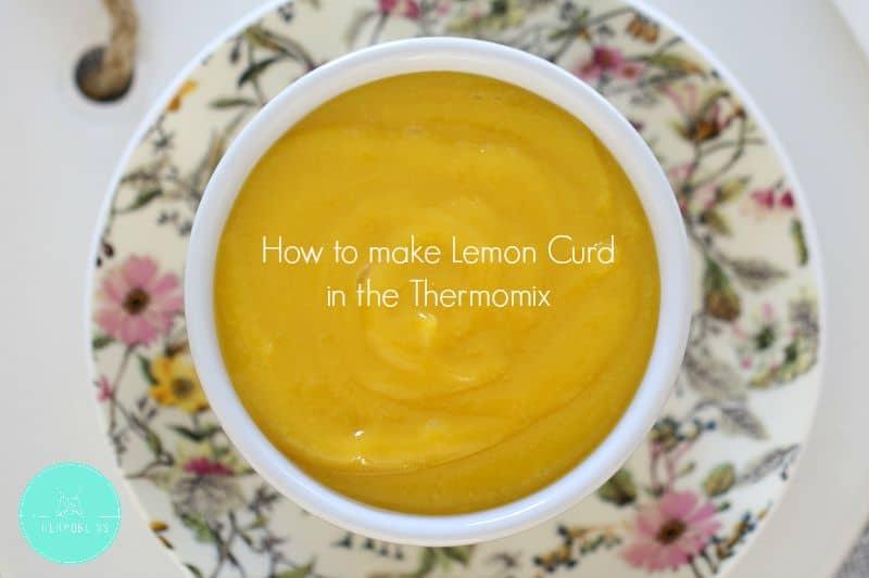 TB Lemon Curd