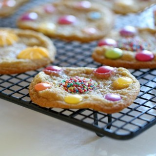 Soft & Chewy Thermomix Cookies