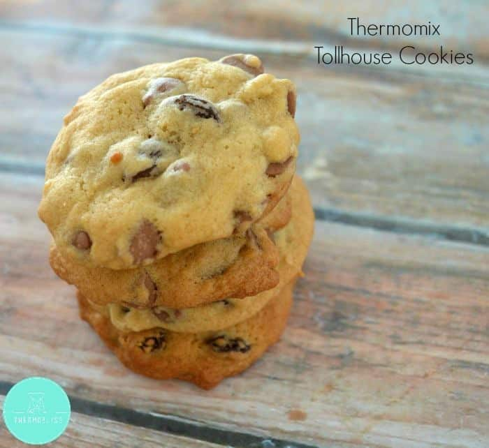 Thermomix Tollhouse Cookies