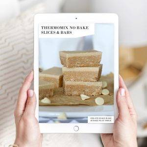 Thermomix No Bake Slices and Bars eBook