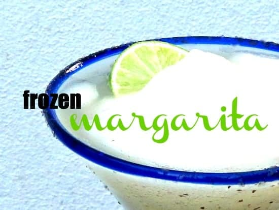 frozen-margarita