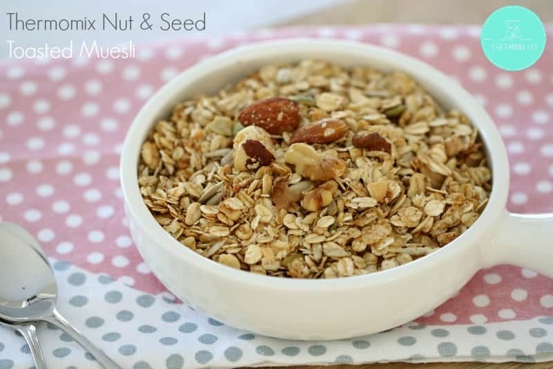 Thermomix Toasted Muesli 2