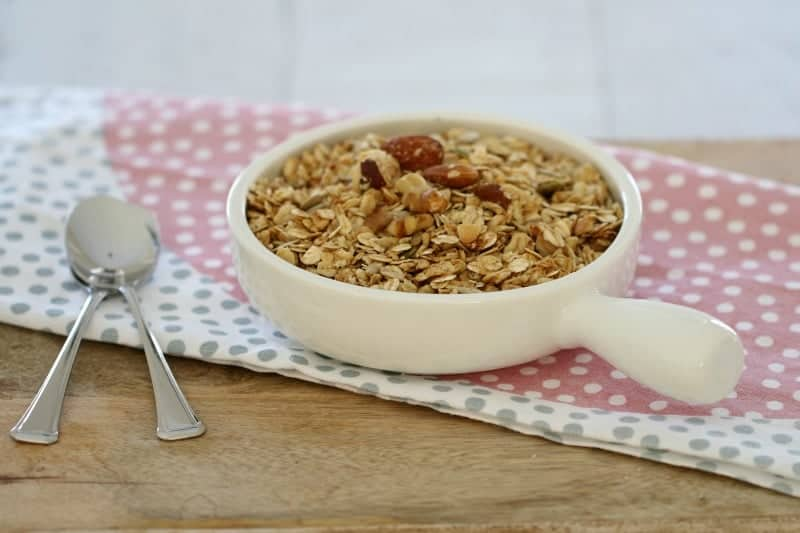 Thermomix Toasted Muesli