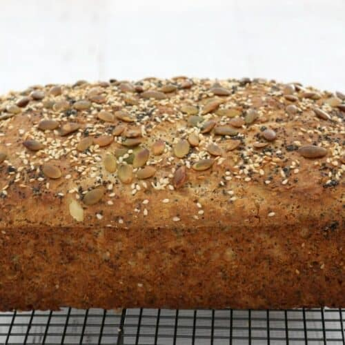 Thermomix Chia & Seeds Loaf