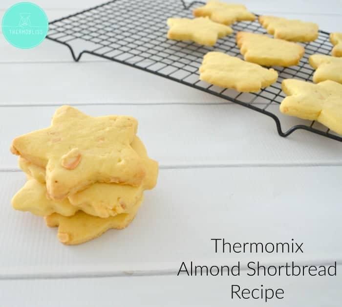 Thermomix Almond Shortbread Recipe