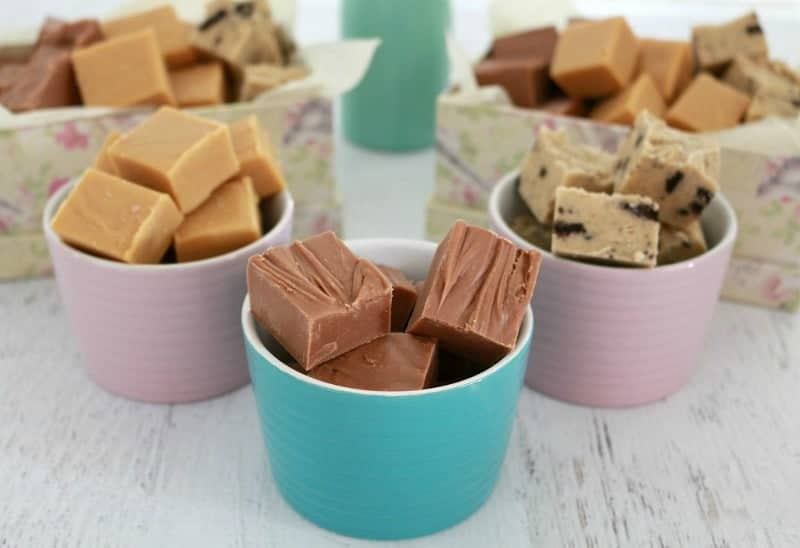 Thermomix Chocolate Fudge
