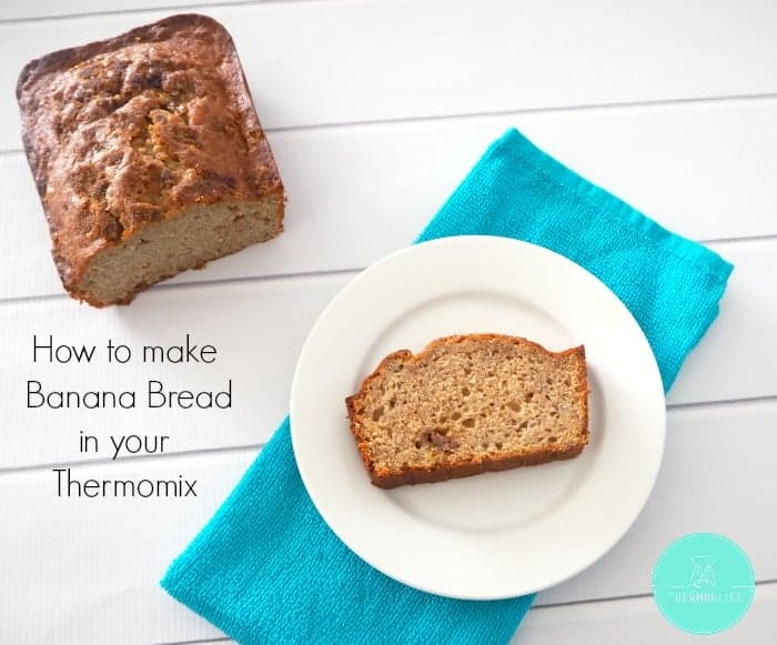 Thermomix Banana Bread