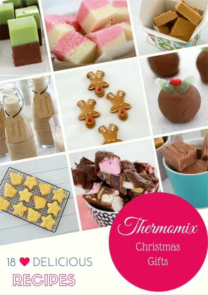 Food Gifts You Can Make In Your Thermomix Thermobliss