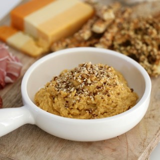 Thermomix Roasted Pumpkin Dip
