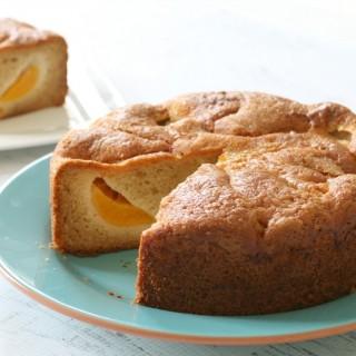 Thermomix Peach Cake