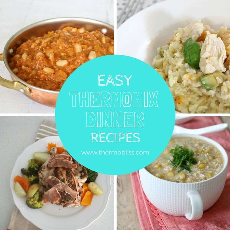 Top 10 Thermomix Recipes