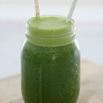 Super Green Thermomix Smoothie