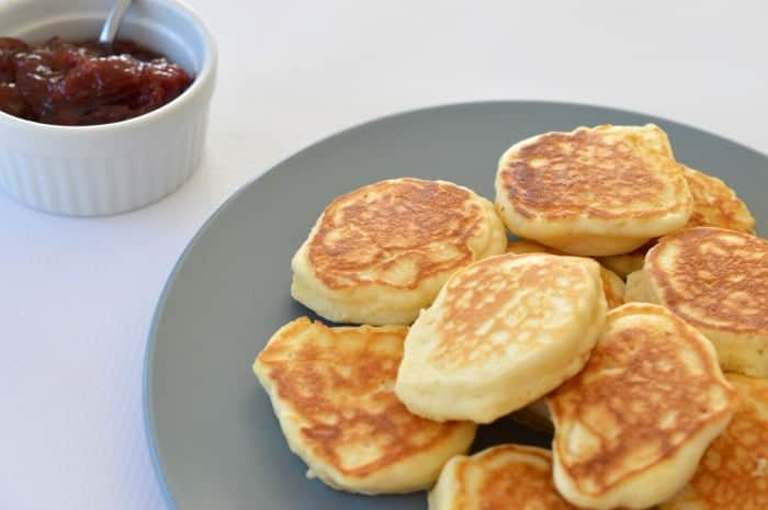Thermomix Pikelet Recipe