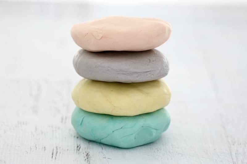 Pretty Pastel Thermomix Playdough