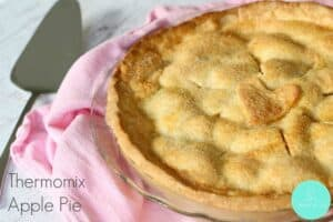 Thermomix Apple Pie