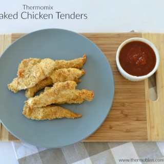 Thermomix Chicken Tenders