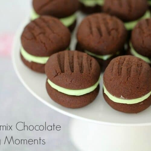 Thermomix Chocolate Melting Moments